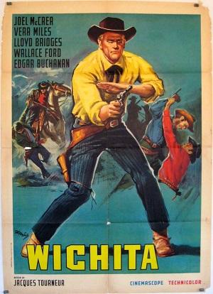 poster Wichita (1955) 2