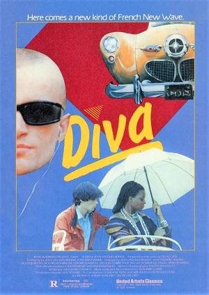 poster Diva (1981)
