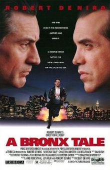 poster A Bronx Tale (1993)