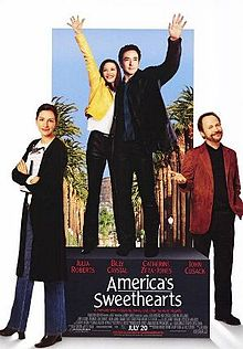 poster America's Sweethearts (2001)