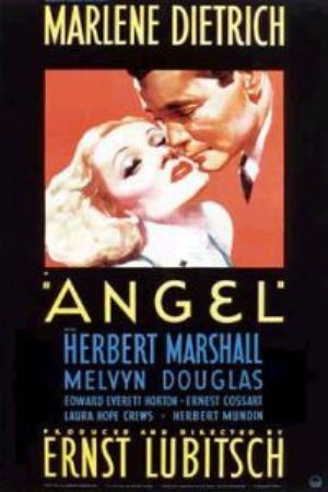 poster Angel (1937)