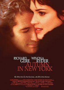 poster Autumn in New York (2000)