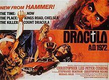 poster Dracula A.D. 1972 (1972)