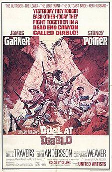 poster Duel at Diablo (1966)