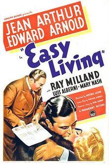 poster Easy Living (1937)