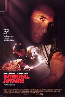poster Internal Affairs (1990)