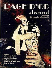 poster L'Age d'Or (1930)