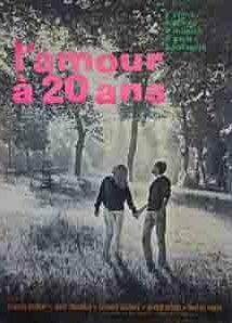 poster L'Amour a Vingt Ans (1962)