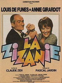 poster La zizanie (1978)