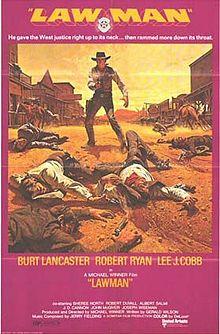 poster Lawman (1971)