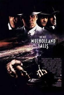 poster Mulholland Falls (1996)