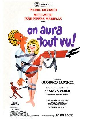 poster On aura tout vu (1976)