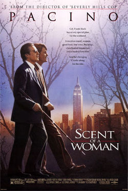 poster Scent of a Woman (1992)