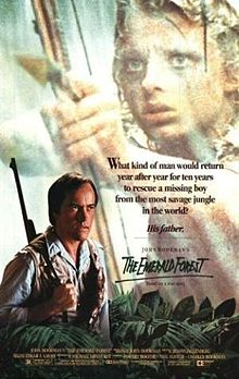 poster The Emerald Forest (1985)