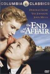 poster The End of the Affair (1955)