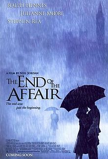 poster The End of the Affair (1999)