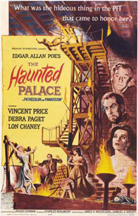 poster The Haunted Palace (1963)