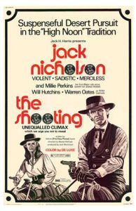 poster The Shooting (1966)