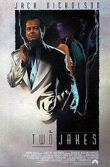poster The Two Jakes (1990)
