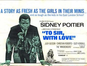 poster To Sir, With Love (1967)
