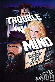 poster Trouble in Mind (1985)