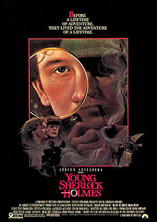 poster Young Sherlock Holmes (1985)