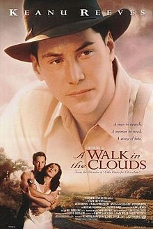 poster A Walk in the Clouds (1995)