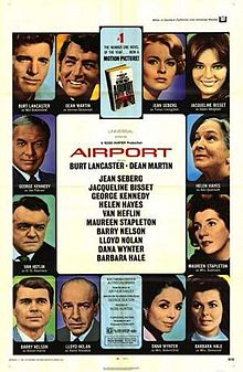 poster Airport (1970)