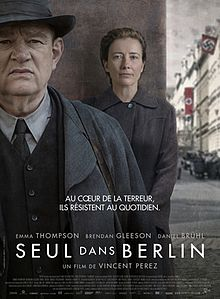 poster Alone in Berlin (2016)