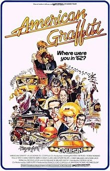 poster American Graffiti (1973)