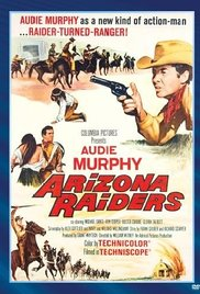 poster Arizona Raiders (1965)