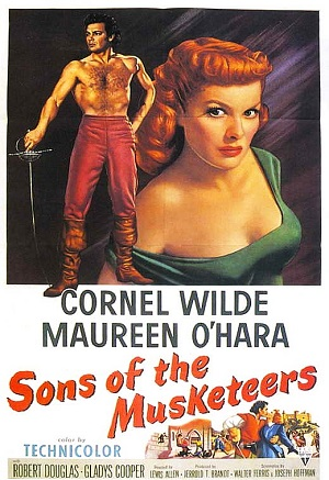 poster At Sword's Point (1952)