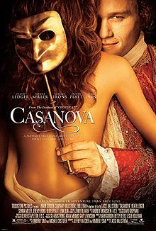 poster Casanova (2005)