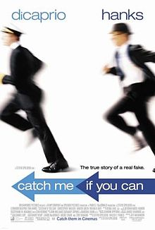 poster Catch Me If You Can (2002)