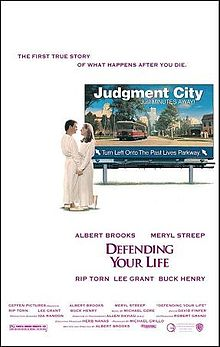 poster Defending Your Life (1991)