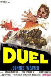 poster Duel (1971)