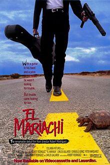 poster El Mariachi (1992)