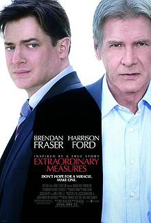 poster Extraordinary Measures (2010)