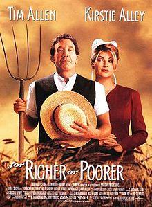 poster For Richer Or Poorer (1997)