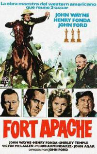 poster Fort Apache (1948)