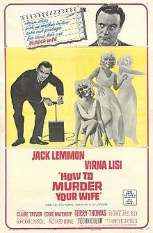 poster How to Murder Your Wife (1965)