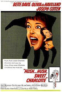poster Hush...Hush, Sweet Charlotte (1964)
