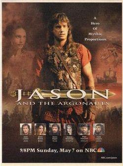 poster Jason And The Argonauts (2000)
