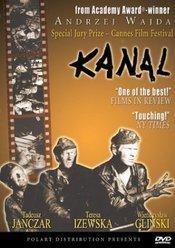 poster Kanal (1957)