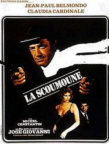 poster La Scoumoune (1972)