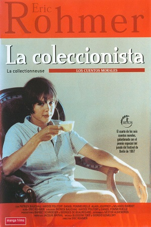 poster La collectionneuse (1967) 22