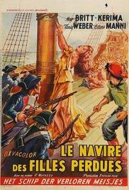poster La nave delle donne maledette (1953)