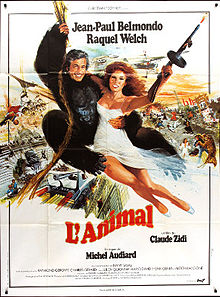poster L'animal (1977)