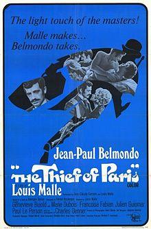 poster Le voleur (1967)