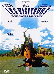 poster Les Visiteurs (1993)